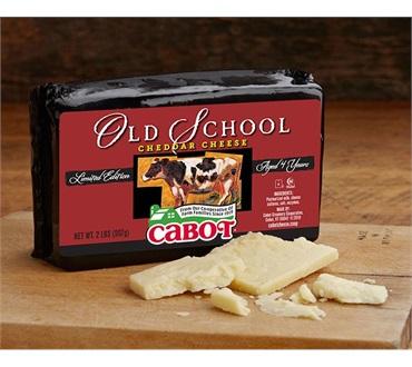 Cabot 4 Year Old School Cheddar