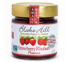 Blake Hill Strawberry & Rhubarb Preserve
