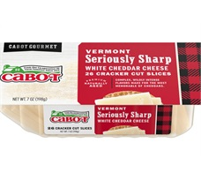 Cabot Seriously Sharp Cracker Cuts