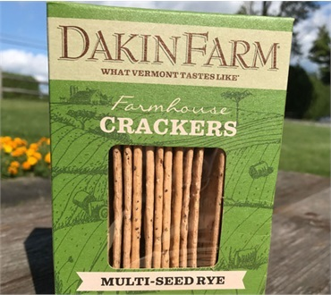 Dakin Farm Multi-seed Crackers