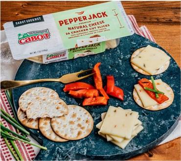 Pepper Jack Cracker Cuts