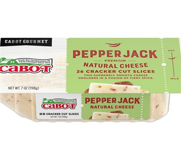 Pepper Jack Cracker Cuts