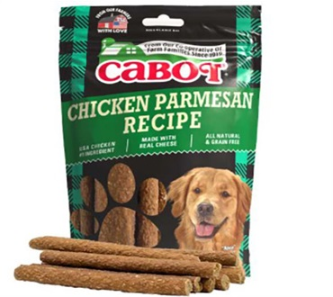 Cabot Dog Treats Chicken Parmesan