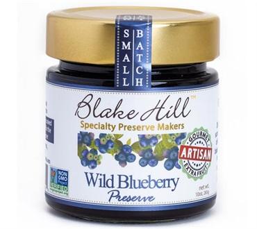 Blake Hill Wild Blueberry Preserve