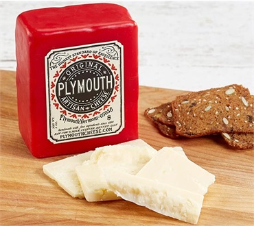 Plymouth Cheese Original Granular Curd Cheddar