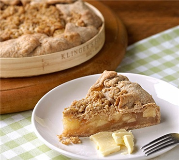 Klinger's Apple Pie