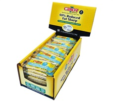 Cabot Light Cheddar 100 Count Box