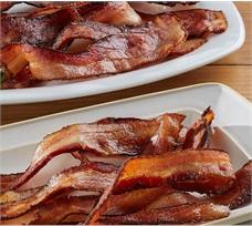 Cob-Smoked Bacon & Applewood Smoked Bacon