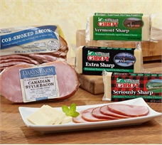 Bacon N' Cheddar Sampler