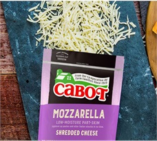 Cabot 8 Oz Shredded Mozzarella