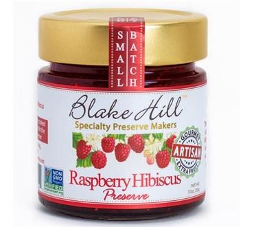Blake Hill Raspberry Hibiscus Preserve
