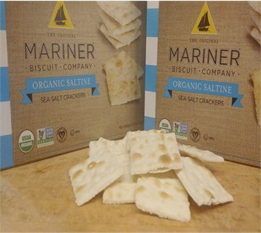 Mariner Organic Saltine Crackers