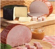 Dakin Farm Entertaining Specialties- Ham, Turkey, Cheese Gift Basket