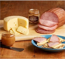 Ham & Swiss Combination