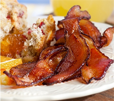 Maple Coated Bacon