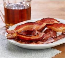 Maple Coated Bacon