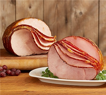 Spiral-Sliced Ham & Turkey Combo