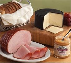 Ham, Cheddar & Mustard