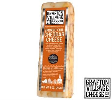 Grafton Smoked Chili Cheddar