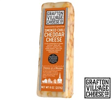 Grafton Smoked Chili Cheddar