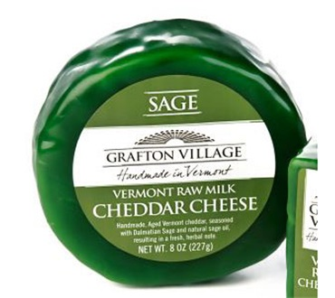 Grafton Flavored Cheddar Wheels