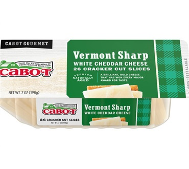 Cabot Vermont Sharp Cracker Cuts