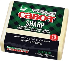 Cabot Smooth Sharp Slices