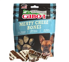 Cabot Dog Treats Meaty Cheez Bones