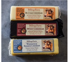 Billings Farm Cheddar