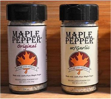 Maple Pepper®