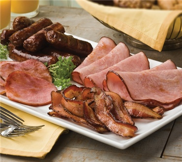 Breakfast Meat Selection