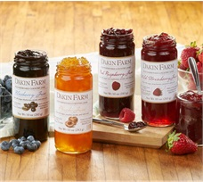 New England Jams, Jellies, & Relishes
