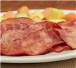 Cob-Smoked Turkey Bacon