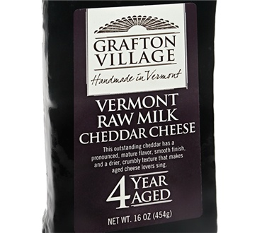 Grafton 4 Year Old Aged Cheddar
