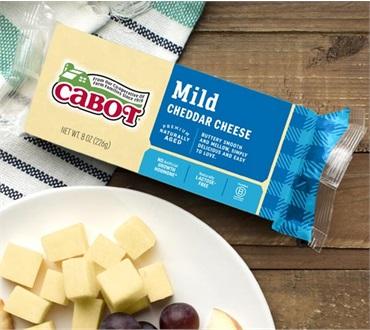 Cabot Mild Cheddar 8 Oz