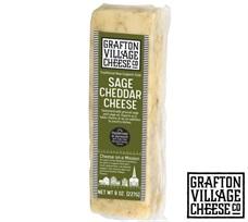 Grafton Sage Cheddar