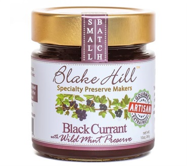 Blake Hill Black Currant & Mint Preserve