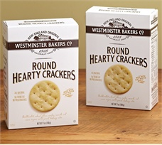 Six 7 oz boxes Westminster Old Fashioned Rounds