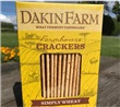 Dakin Farm Simply Wheat Crackers