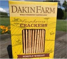Dakin Farm Simply Wheat Crackers
