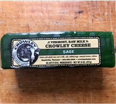 Crowley Cheese Sage