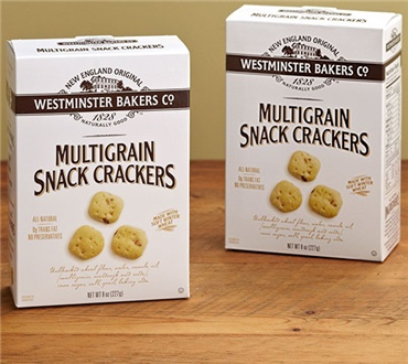 Westminster Multigrain Snack Crackers