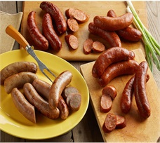 Gourmet Grilling Sausages