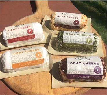 Vermont Creamery Goat Cheese